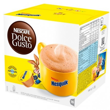 Nesquik Dolce Gusto 16 Cápsulas  Dolce Gusto